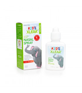 Kid's Xylitol and Saline Nasal Spray 22ml