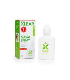 Xylitol and Saline Nasal Spray